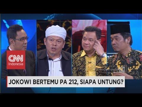 Al Khaththath: Jokowi Juga Alumni 212, Cuma Kok Kita Dikriminalisasi