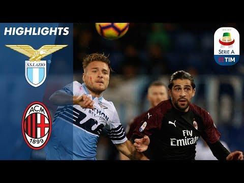 Lazio 1-1 Milan   Correa's Late Goal Denies Milan Win   Serie A