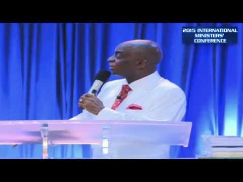 Bishop Oyedepo shares Kingdom Secrets For Making Full Proof Of Ministry-Day2 Afternoon