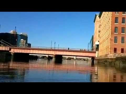 Fort Point Pier: An insider's kayak tour of Boston's Fort Point Channel to Boston Harbor
