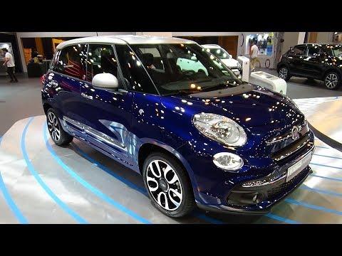2018 Fiat 500L Mirror - Exterior and Interior - Salon Madrid Auto 2018
