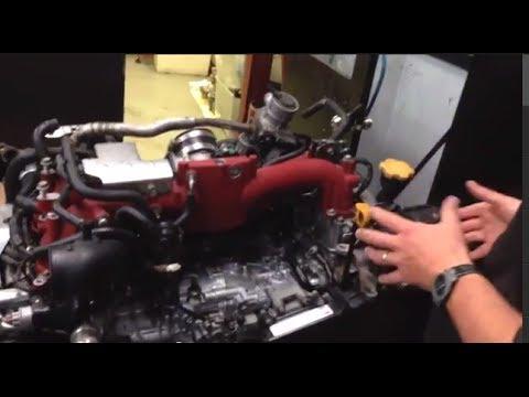 Subaru air pump tricks and traps - YouTube