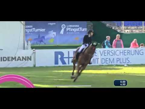 Calvaro-Blue | Int. Jumping Competition In 2 Phases 125 | Pfingstturnier Wiesbaden