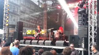 Exilia - Bliss live @ Bochum Total 2015