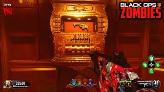 BLACK OPS 4 ZOMBIES - DEAD OF THE NIGHT FIRST EASTER EGG HUNT GAMEPLAY! (BO4 DLC 1)