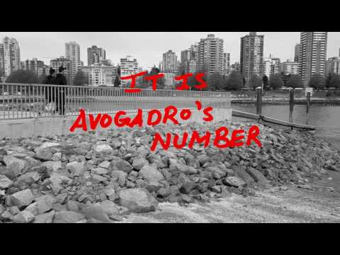 J.U.A.N - Avogadro's Number [Official Lyric Video]