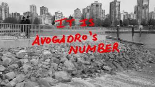J.U.A.N - Avogadro's Number [Official Lyric Video]