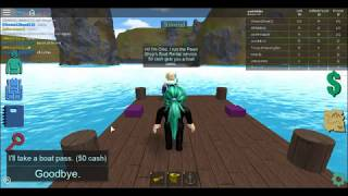 ROBLOX Quill lake | Abandoned workshop, archduke of the federation, dragbone and more artifacts!