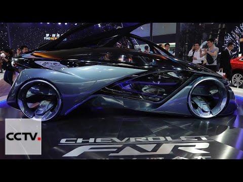 Trends in 2016 Beijing Auto Show