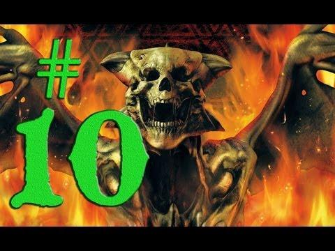 Let's Play DOOM 3 BFG Resurrection of Evil - Part 10: Alone in the Dark