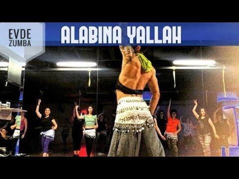 Alabina Yallah - Mezdeke | Zumba Dans - Evde Spor