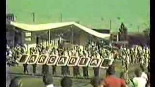 Arcadia H.S. Marching Band @ 1986 Chino Band Review
