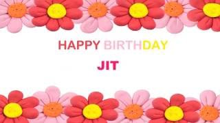 Jit like Jeet   Birthday Postcards - Happy Birthday