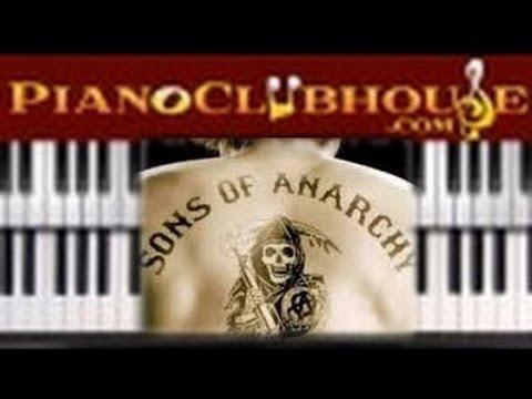 Sons of Anarchy Theme Song Lyrics