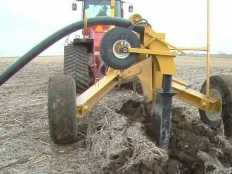 Tile Plow