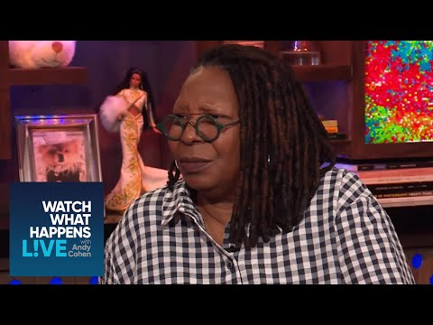 Whoopi Goldberg Reacts to &39;The View&39; Tell-All 'Ladies Who Punch'  WWHL