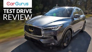 2019 INFINITI QX50 | CarGurus Test Drive Review