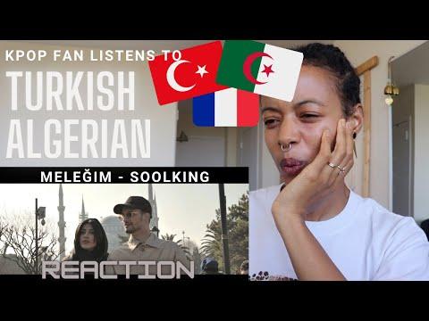 Kpop Fan Listens to Turkish? Algerian? French? Soolking feat. Dadju - Meleğim Reaction indir