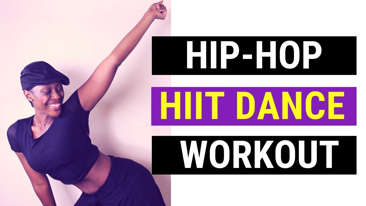 Hip Hop Dance HIIT Workout #DanceFitness