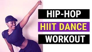 Hip Hop Dance HIIT Workout #DanceFitness