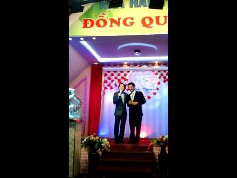 Ngày xuân vui cuoi   Kim Tu Long và Cao Khôi