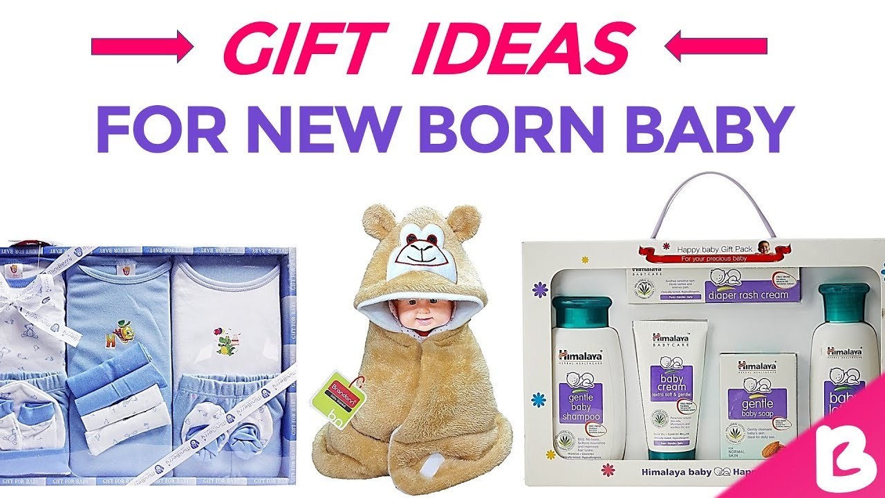 Baby Girl Gift Ideas: 10 Best Gift Packs (Ideas)for New Born Baby (Boy Or Girl