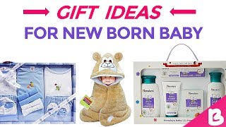10 Best Gift Packs (Ideas)for New Born Baby (Boy or Girl) in India with Price