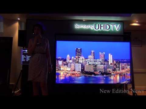 Lansare In Romania Samsung 85S9