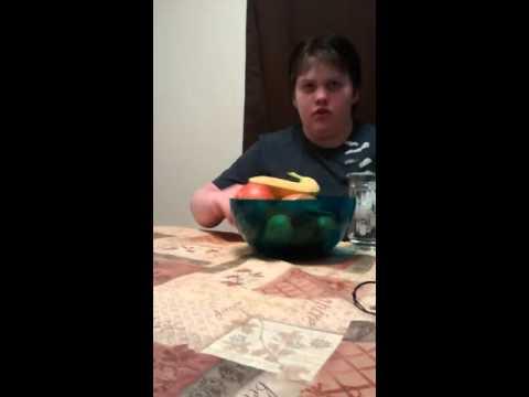 Matthew's Food Activism Video