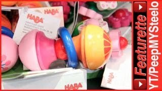 Wooden Haba Toys For Babies As Wood Clutching Kids Toy For Cribs Or Strollers Like Their Blocks