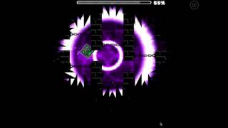 Geometry Dash - Voidless by Swift (and SlimJim) (Hard Demon)
