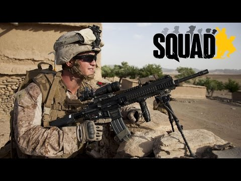 Squad v8.9 ► House to House Firefight (Round Highlight)