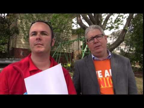 Sign up to help on Victoria's State Election day - November 29