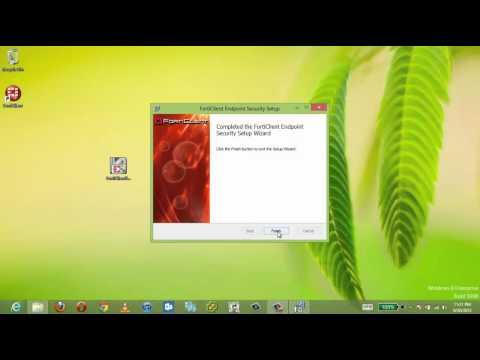 Fortinet SSL VPN Installtion and Copnfigruation By Ashish Vikhar.mp4
