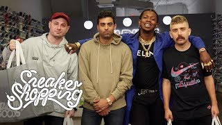 Download Full Size Run Goes Sneaker Shopping With Complex Mp3 and Videos