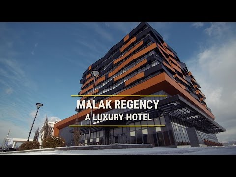 Malak Regency a Luxury Hotel (promo video English)