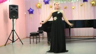 Санта Лючия  Исполняет Русских Влада, 12 лет