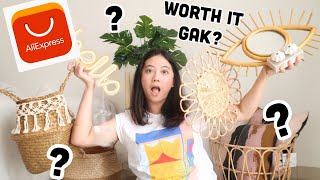 AliExpress Haul + Review | INDONESIA