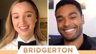 "The ""Bridgerton"" Cast Finds Out Which Characters They Really Are"