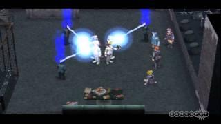 Shin Megami Tensei: Persona 2: Innocent Sin - Joking Around Gameplay (PSP)
