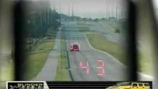 blinder laser jammer m25 m45 test video