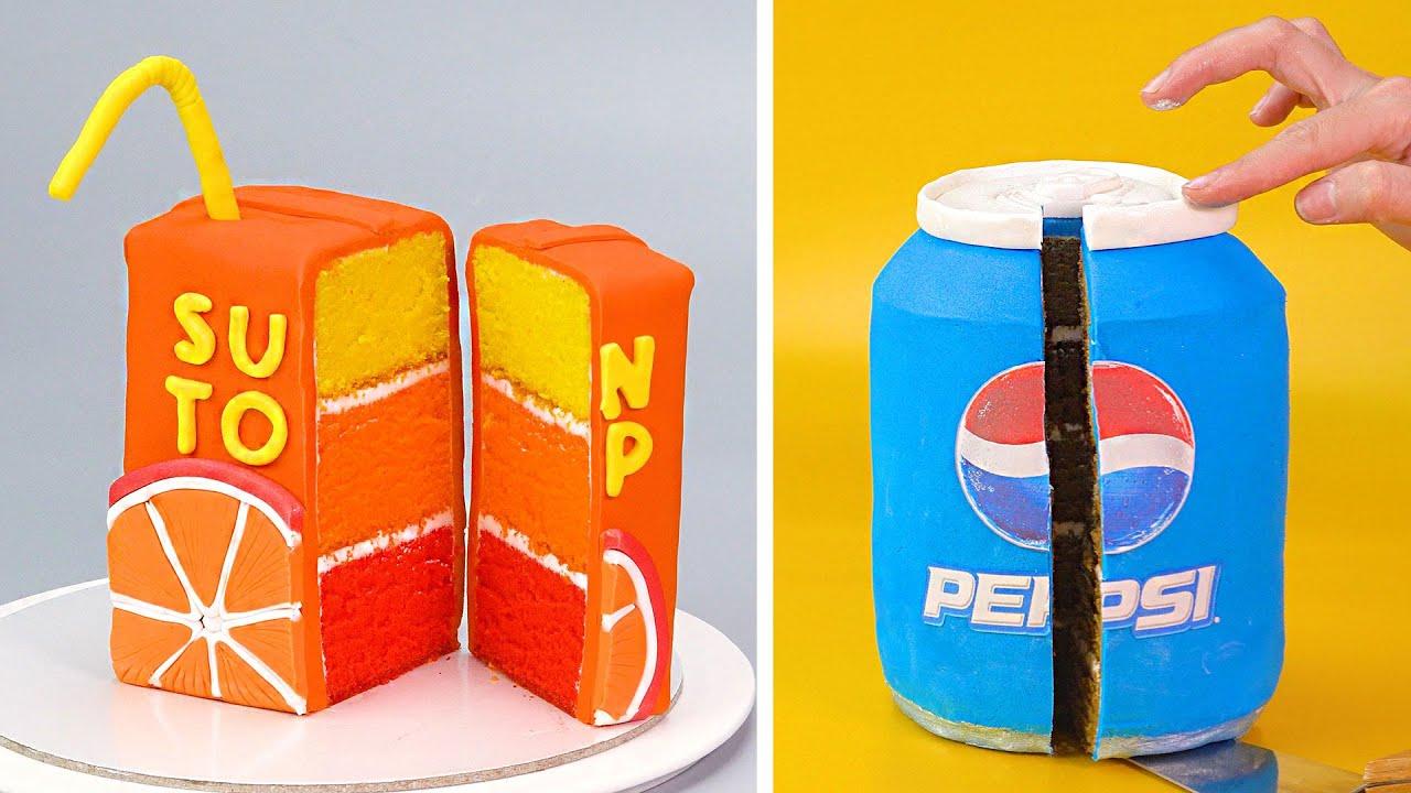 World's Best Fantastic Fondant Cake Decorating | Beautiful Cake Decorating Tutorials For Everyone