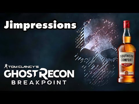 Tom Clancy's Ghost Recon Breakpoint - Tony Recon's Ghost Clancy Breaklands  (Jimpressions)