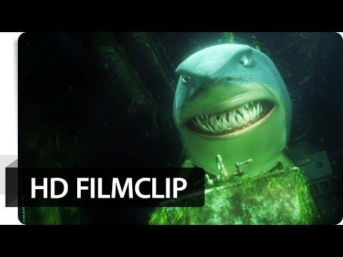 FINDET NEMO 3D - Filmclip - Fische Sind Freunde | Disney•Pixar HD