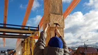 Опалубка монолитных колон своими руками. 300x300. Как залить и согреть бетон в зимнее время.
