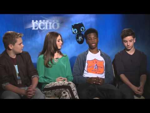 Teo Halm, Astro Brian Bradley, Ella Wahlestedt, Reese C. Hartwig Earth To Echo  for CWM
