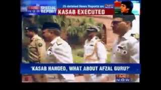AJMAL KASAB HANGED TO DEATH IN A TOP SECRET OPERATION - OPERATION