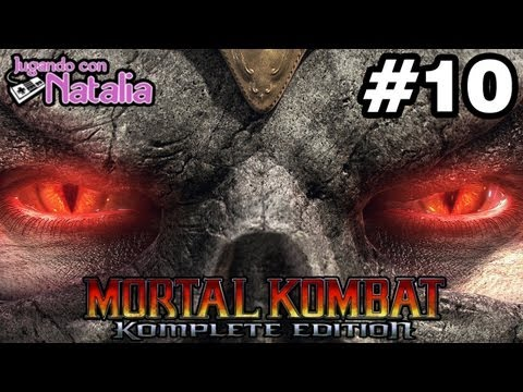 Una Final Infinita! - Mortal Kombat 9 Komplete Edition #10 Videos De Viajes