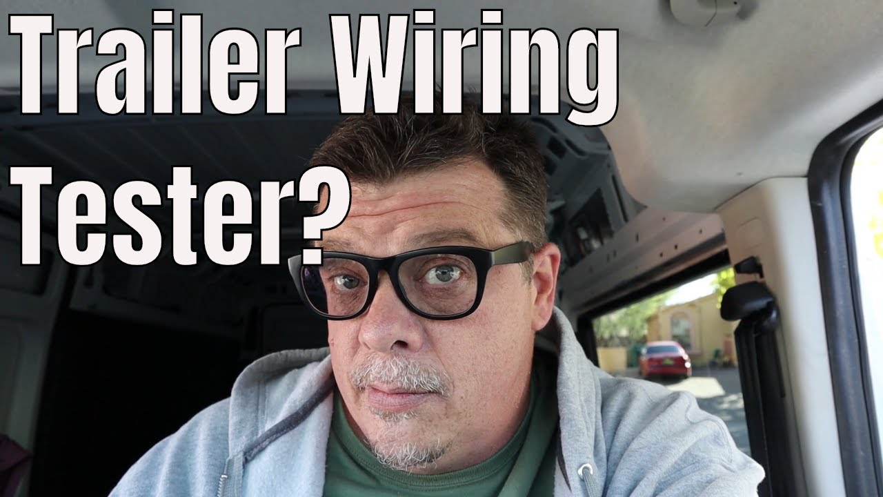 How To Test Trailer Wiring Youtube