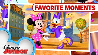 Minnie and Daisy Travel! Compilation ✈️ | Minnie's Bow-Toons | Disney Junior